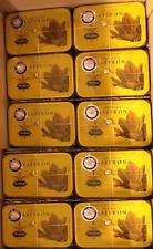 Spanish Saffron TEN 1oz / 28.35 grams tin can **Kosher Certified**