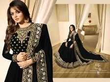 Indian Bollywood Wedding Salwar Kameez suit Ethnic wear  Anarkali Suit Dress LF