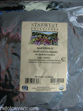 Dulse Leaf  c/s  Organic Atlantic   Red /Sea Vegetable - Natural  Iodine Supply