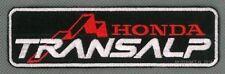 Honda Transalp XL700V XL650V toppa ricamata termoadesivo iron-on patch Aufnäher