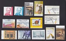 Belgique 2002 Cob# 3050/63 NON DENTELES Imperforate MNH - Cat Val 200€....A4428