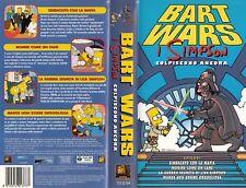 Bart Wars - I Simpson colpiscono ancora (1998) VHS