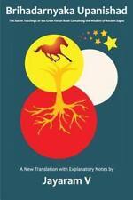 Brihadaranyaka Upanishad (Paperback or Softback)