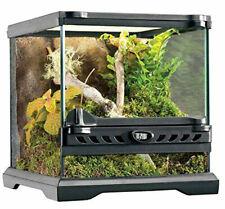 Wide Iguana Reptile Terrarium Cage Snake Lizard Habitat Glass Frog Waterproof