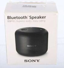 Sony Bluetooth Speaker BSP10