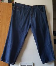 ROCAWEAR BIG & TALL JEANS DARK BLUE SIZE 52/33
