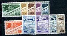 SAN MARINO 1943 259-268 ** POSTFRISCH TADELLOS SATZ (I2612