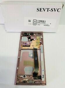 Samsung Galaxy Note 20 Ultra Bronze LCD Display Screen Digitizer Frame N986 OEM