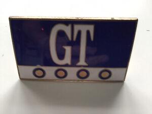 Lancia GT Badge