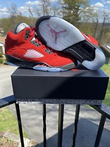 Nike Air Jordan 5 Raging Bull GS Size 6Y (Size 7.5 Womens) New With Box