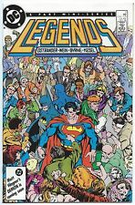 LEGENDS #2 Dec 1986 DC Comics NM/MT 9.8 DARKSEID BYRNE Art OSTRANDER/WEIN Story