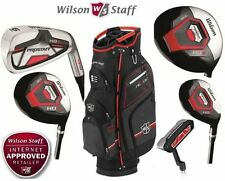 Wilson Men's Full Set Golf Clubs