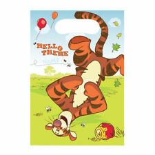 Disney Winnie the Pooh Party Bags x 6