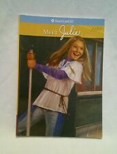 American Girl Series: Meet Julie Book 1 Paperback