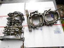 Yamaha 395cc points & condensor motor: CRANKCASE HALVES