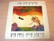 EX/EX- !! Bob Pegg & Nick Strutt/The Shipbuilder/1974 Transatlantic LP