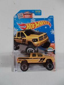 Hot Wheels 1/64 HW Hot Trucks Dodge RAM 1500