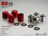 Gmade GM70151 1.9 RH05 wheel hubs Red (4)