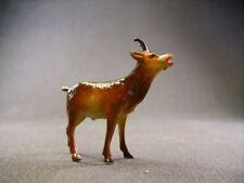 BF Isard animaux du zoo ou cirque (antique toys) plomb creux