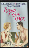 LOVER COME BACK (VHS) HUDSON - DAY - RANDALL Original Film Classics Clamshell!