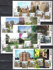 Mooi Nederland 2012 compleet - POSTFRIS MNH