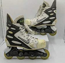 Nike Zoom Air Inline Hockey Roller Skates Rollerblades Mens Size 9