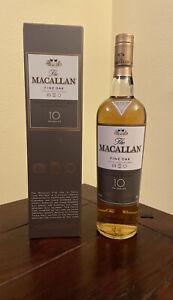 Macallan 10 Fine oak