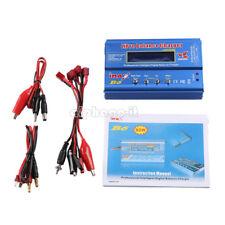 iMAX B6 AC LCD Screen Digital RC Lipo NiMh NiCD Battery Balance Charger Power