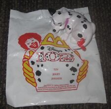 2000 102 Dalmatians McDonalds Happy Meal Toy - Dog with Bow #54