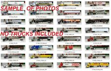 CD PHOTO DISK WITH 2,150 & DETAILED LIST OF 1:64/ DCP DIECAST PROMOTIONS TRUCK'S