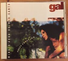 GAL COSTA - Mina Dagua Do Meu Canto - CD - Import - RARE! FREE Shipping!