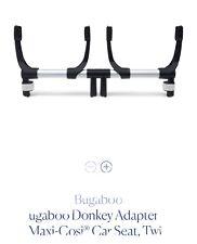 Bugaboo Donkey Twin Car Seat Adapter for Maxi-Cosi/Nuna