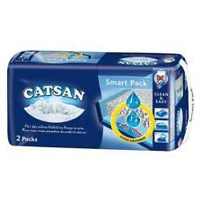 Catsan Smart Economy Pack 6X2 Simple And Hygienic Cat Kitten Litter Tray Inserts