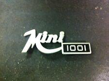 Scritta Badge Stemma NOS Innocenti Mini 1001 Fregio Emblema