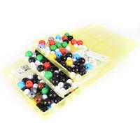 Organic Chemistry Scientific Atom Molecular Models Teach Set Kit High Quality HU