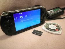 PSP 3004 NERA OTTIMO STATO + 1 GIOCO + MEMORY 1GB