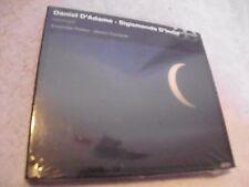 Daniel D'Adamo / Sigismondo D'India: Madrigali - CD OVP