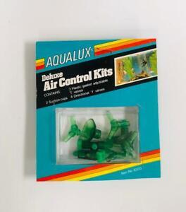 Set of 2 packs Vo-Toys Aquarium Air Control. 18 Pieces. Aquarium Suction Cups