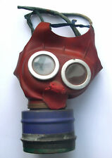 """British World War 2 Young Child's""""Mickey Mouse"""" Gas Mask(Respirator) complete"""