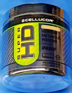 Cellucor Super HD G3 High-Def Metabolic Peach Mango 30 serv Diet Past Date Deal