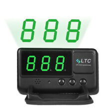 GPS HUD Head up Display Kilometraje Velocímetro Speedometer Speeding Alarm