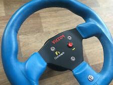 Sportlenkrad VICTOR +Nabe VW Golf 1 2 3 GTI Cabrio Corrado Scirocco Passat Polo