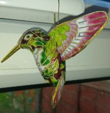 Humming bird decoration