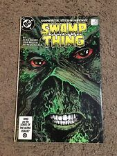 Swamp Thing #49 Comic 1st Cameo Of Justice League Dark Cgc It