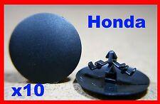 10 Honda Jazz Civic City CRV Motorhaube Isolierung HALTEKLAMMERN BEFESTIGUNG