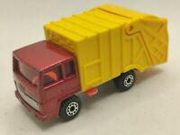 Vintage 1979 Lesney Matchbox Refuse Garbage Truck Collector Toy Car