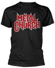 Metal Church 'Logo' T-Shirt - NEW & OFFICIAL!