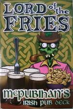 Lord Of The Fries McPubihan's Irish Pub Expansion Card Game CAG 226 Cheapass