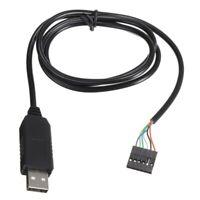 6Pin Ftdi Ft232Rl Ft232 Module for Arduino Usb To Ttl Uart Serial Wire Adap B5U2