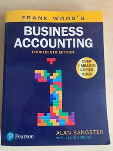 Business Accounting by Frank Wood 14th edition